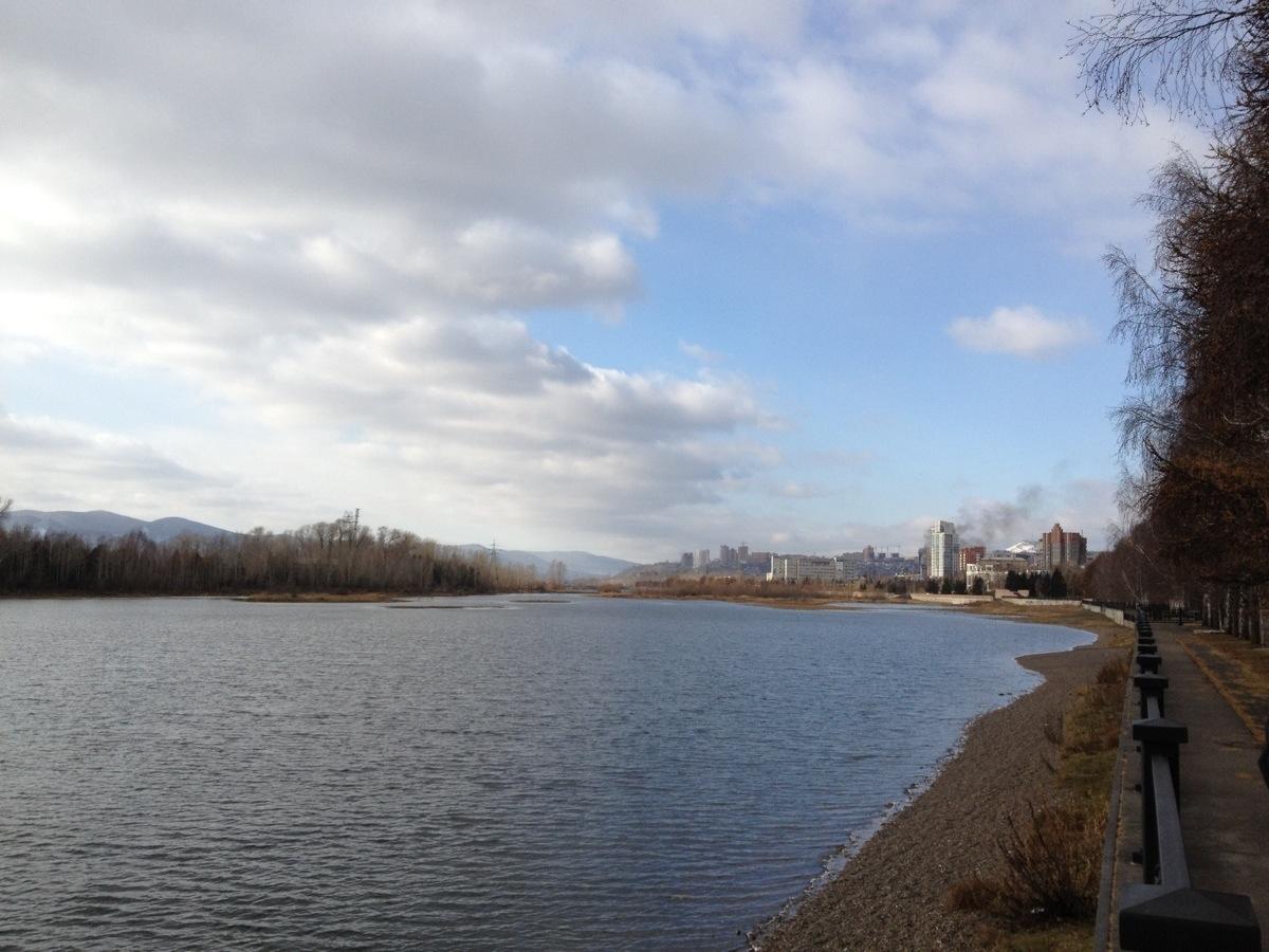 Oever Jenisej Krasnoyark
