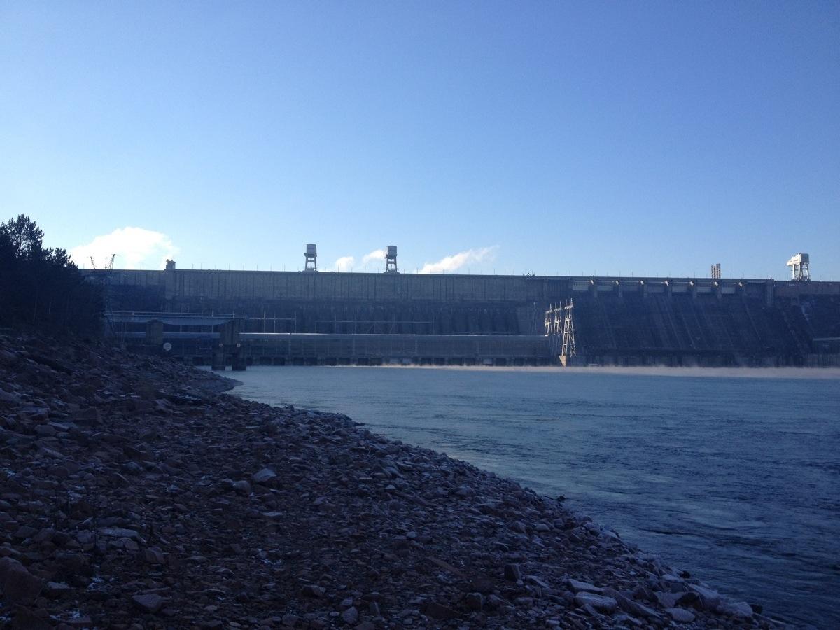 Kransoyarsk Dam