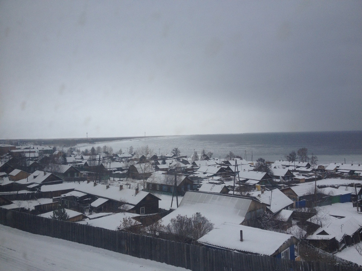 Nizhneangarsk Baikal Siberie