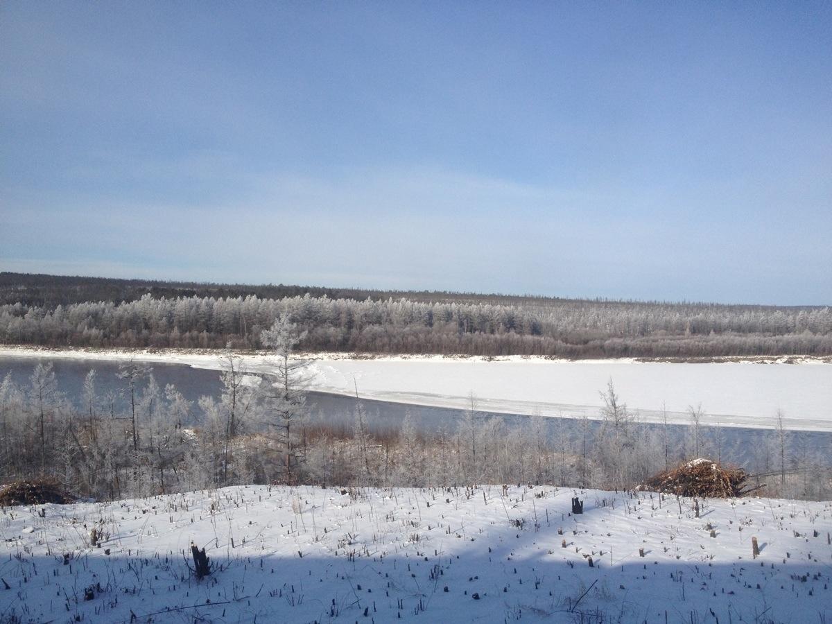 Rivier Siberie