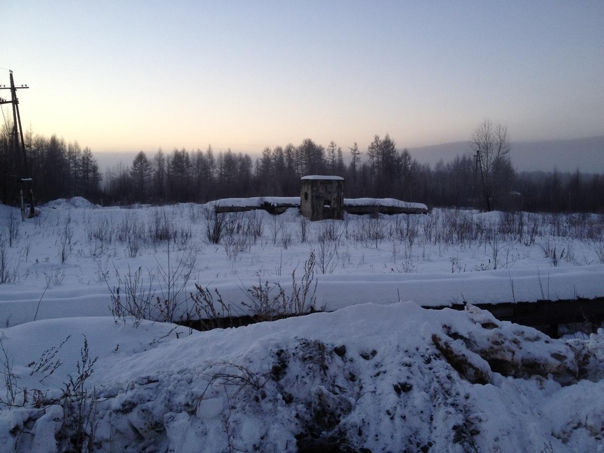 Tynda Siberia Cold