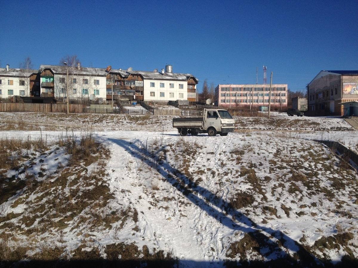 East Siberia Village