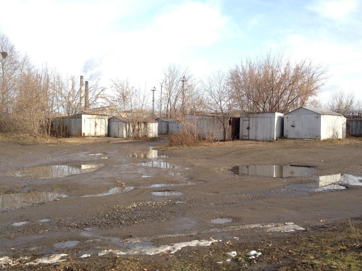 Plein in Komsomolsk aan de Amoer