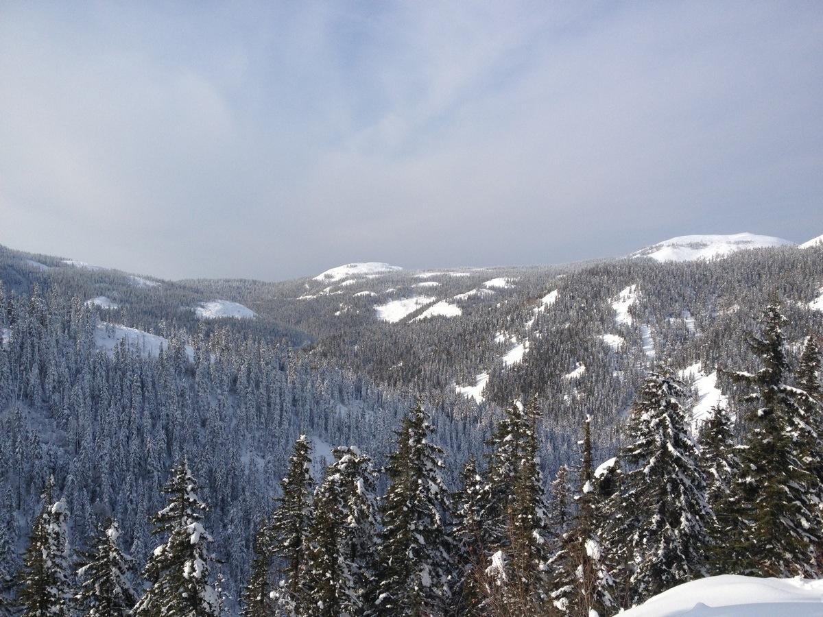 Skioord van Komsomolsk