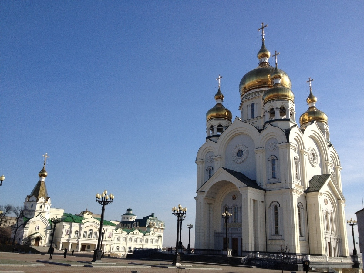 Transfiguration Cathedral of Khabarovsk