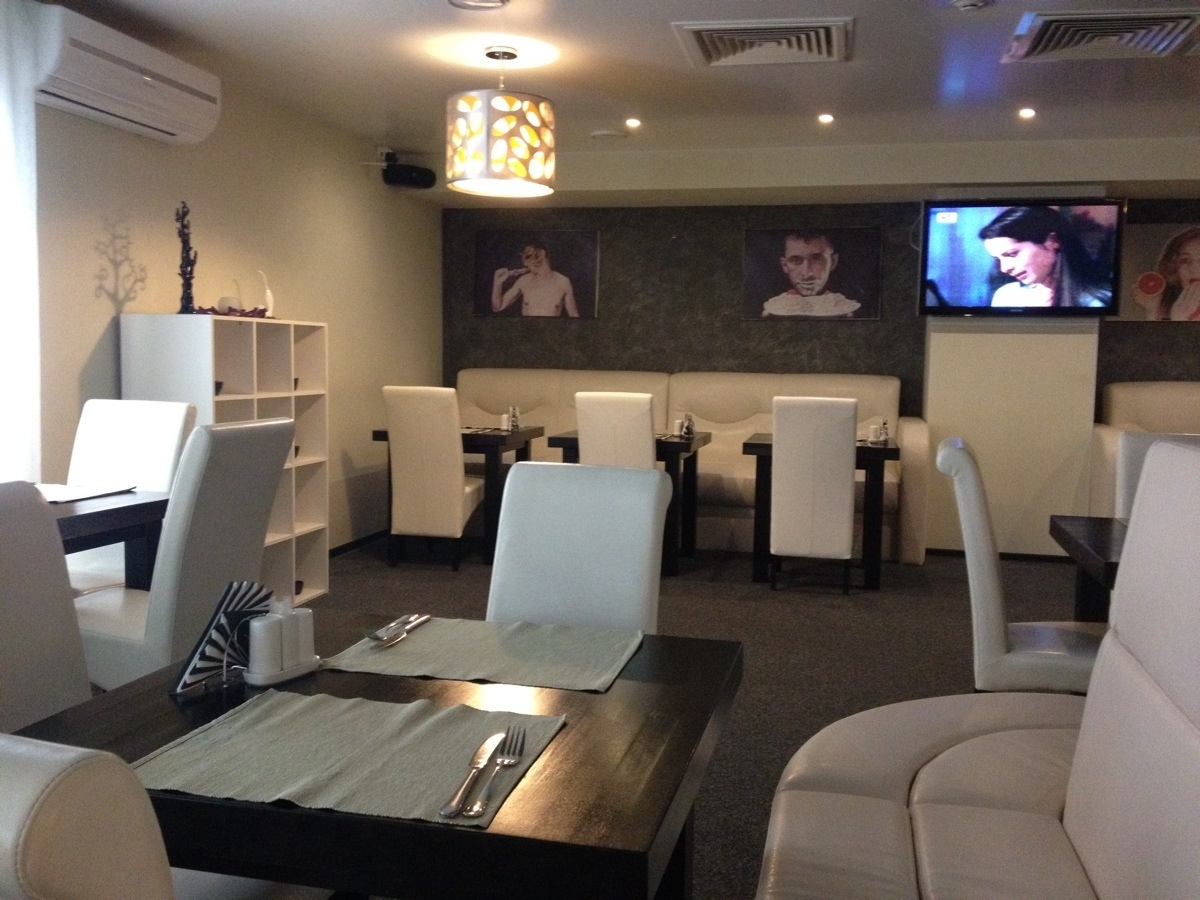 Trend Cafe in Khabarovsk